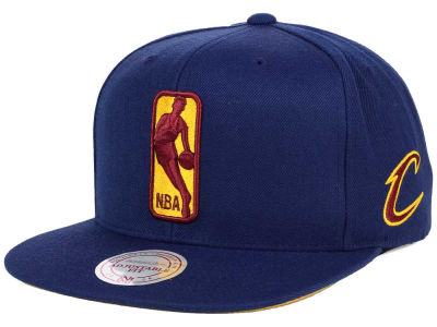Cleveland Cavaliers Mitchell and Ness The League Snapback Cap
