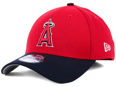 Los Angeles Angels New Era MLB Core Classic 39THIRTY Cap