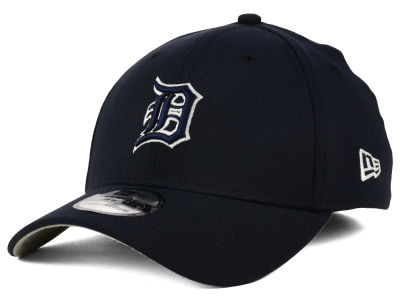 Detroit Tigers New Era MLB Core Classic 39THIRTY Cap