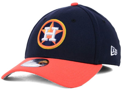 Houston Astros New Era MLB Core Classic 39THIRTY Cap