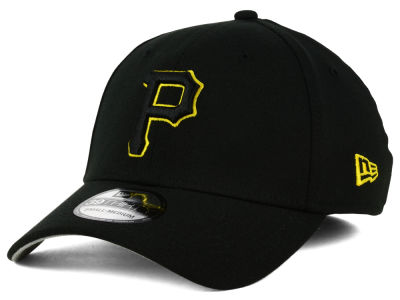 Pittsburgh Pirates New Era MLB Core Classic 39THIRTY Cap
