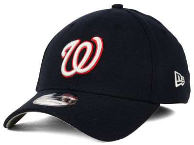 Washington Nationals New Era MLB Core Classic 39THIRTY Cap