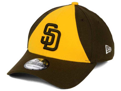 San Diego Padres New Era MLB Team Classic 39THIRTY Cap