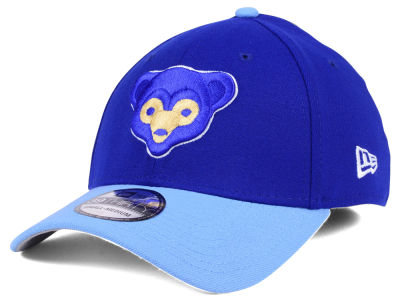 Chicago Cubs New Era MLB Core Classic 39THIRTY Cap