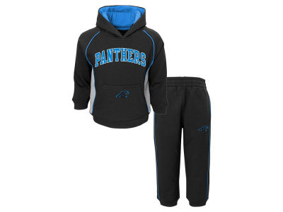 Carolina Panthers Outerstuff NFL Toddler Lil Fan Pant Set