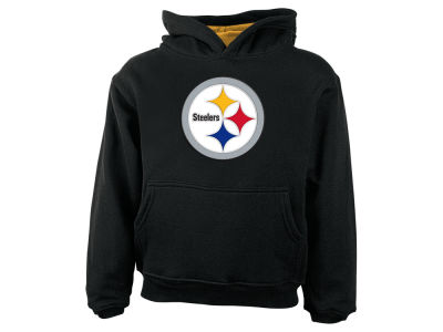 Pittsburgh Steelers Outerstuff NFL Toddler Prime Hoodie