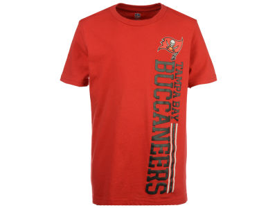 Tampa Bay Buccaneers Outerstuff NFL Youth Terminus Vertical T-Shirt
