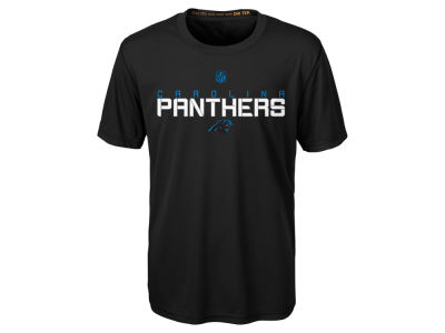 Carolina Panthers Outerstuff NFL Kids Maximal Dri-Tek T-Shirt