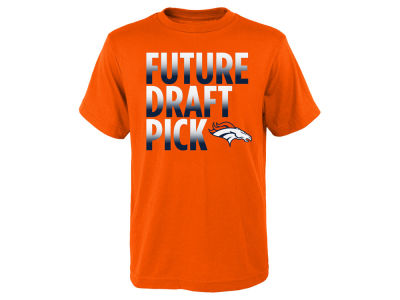 Denver Broncos Outerstuff NFL Toddler Future Draft Pick T-Shirt