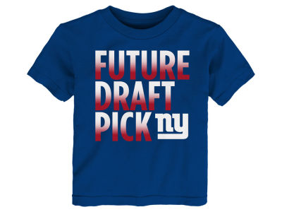 New York Giants Outerstuff NFL Toddler Future Draft Pick T-Shirt