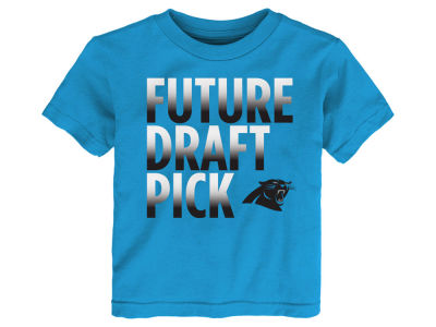 Carolina Panthers Outerstuff NFL Toddler Future Draft Pick T-Shirt