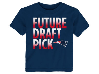New England Patriots Outerstuff NFL Toddler Future Draft Pick T-Shirt