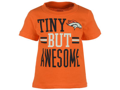 Denver Broncos Outerstuff NFL Infant Tiny But Awesome T-Shirt