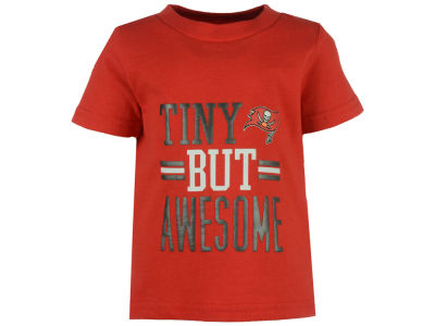 Tampa Bay Buccaneers Outerstuff NFL Infant Tiny But Awesome T-Shirt