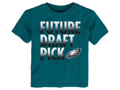 Philadelphia Eagles Outerstuff NFL Toddler Future Draft Pick T-Shirt