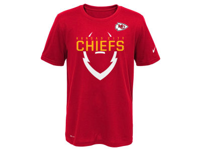 Kansas City Chiefs Nike NFL Youth Icon T-Shirt