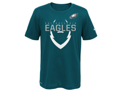 Philadelphia Eagles Nike NFL Youth Icon T-Shirt