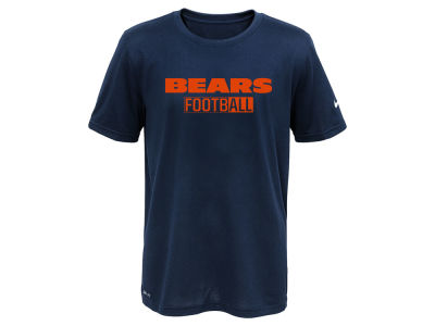 Chicago Bears Nike NFL Youth All Football Legend T-Shirt