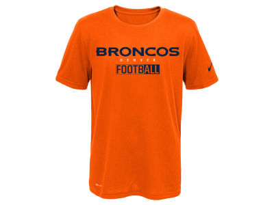 Denver Broncos Nike NFL Youth All Football Legend T-Shirt