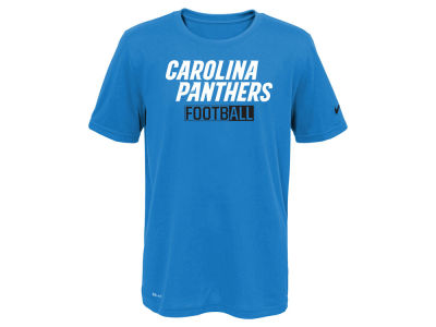 Carolina Panthers Nike NFL Youth All Football Legend T-Shirt