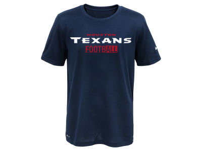 Houston Texans Nike NFL Youth All Football Legend T-Shirt