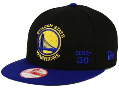 Golden State Warriors New Era NBA HWC Curry 9FIFTY Snapback Cap