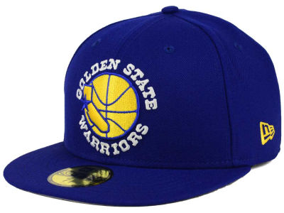 Golden State Warriors New Era NBA HWC Regular 59FIFTY Cap