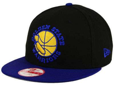 Golden State Warriors New Era NBA HWC Regular 9FIFTY Snapback Cap