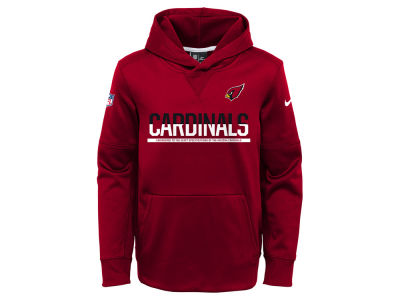 Arizona Cardinals Nike NFL Youth Circuit Pullover Hoodie