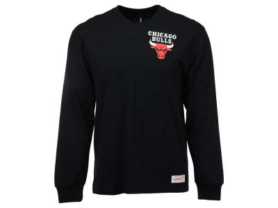 Chicago Bulls Mitchell and Ness NBA Men's 50th Anniversary Long Sleeve T-Shirt