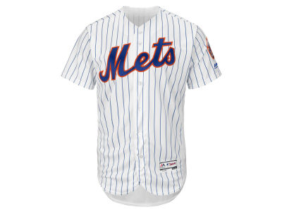 New York Mets Majestic MLB Men's Flexbase On-Field Jersey