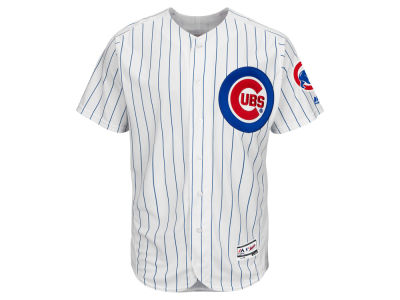 Chicago Cubs Majestic MLB Men's Flexbase On-Field Jersey
