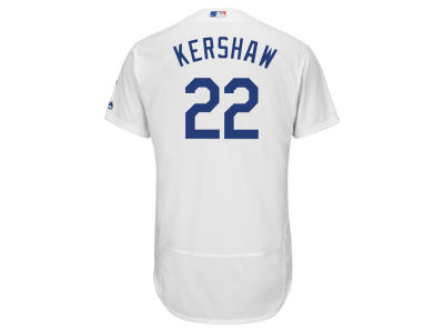 Los Angeles Dodgers Clayton Kershaw MLB Men's Flexbase On-Field Player Jersey