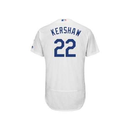 Los Angeles Dodgers Clayton Kershaw MLB Men's Flexbase On-Field Player Jersey