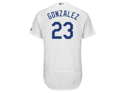 Los Angeles Dodgers Adrian Gonzalez MLB Men's Flexbase On-Field Player Jersey