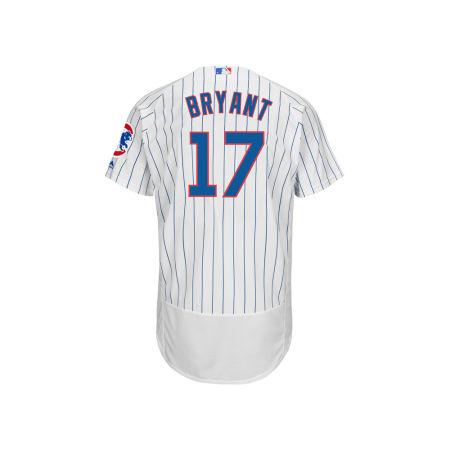 Chicago Cubs Kris Bryant MLB Men's Flexbase On-Field Player Jersey