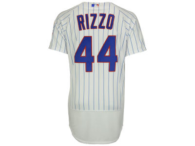 Chicago Cubs Anthony Rizzo Majestic MLB Men's Flexbase On-Field Player Jersey