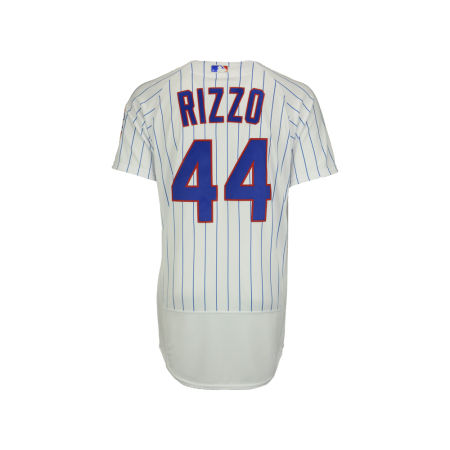 Chicago Cubs Anthony Rizzo MLB Men's Flexbase On-Field Player Jersey