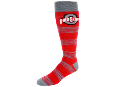 Ohio State Buckeyes Rugby Crew Socks