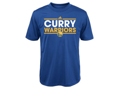 Golden State Warriors Stephen Curry adidas NBA Youth Dassler Player T-Shirt