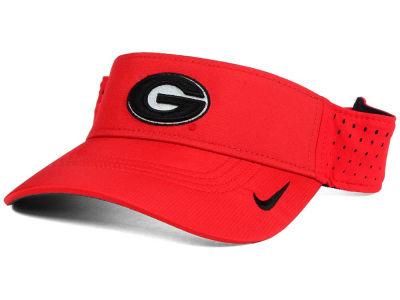 Georgia Bulldogs Nike NCAA Dri-FIT Vapor Visor