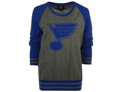 St. Louis Blues '47 NHL Women's Nep Sweater