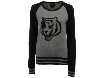 Cincinnati Bengals '47 NFL Women's Neps Sweater