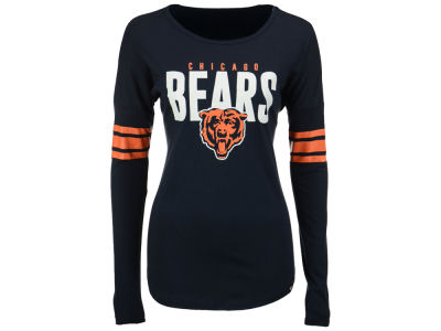 Chicago Bears '47 NFL Women's Courtside Long Sleeve T-Shirt