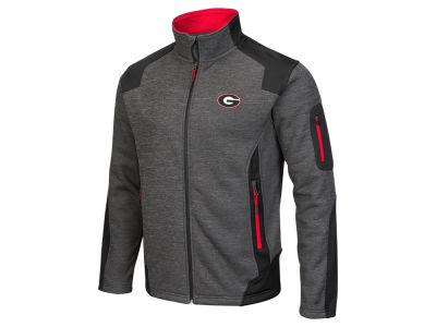 Georgia Bulldogs Colosseum NCAA Double Coverage II Jacket