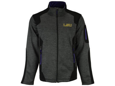 LSU Tigers Colosseum NCAA Double Coverage II Jacket