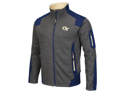 Georgia-Tech Colosseum NCAA Double Coverage II Jacket