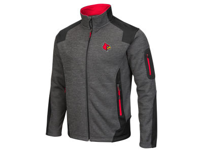 Louisville Cardinals Colosseum NCAA Double Coverage II Jacket