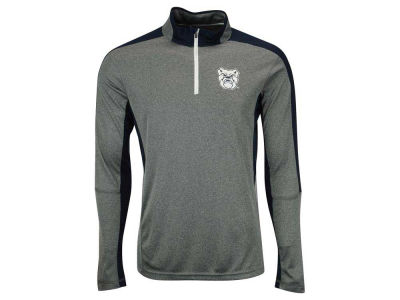 Butler Bulldogs Colosseum NCAA Men's Atlas Quarter Zip Pullover
