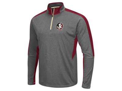 Florida State Seminoles Colosseum NCAA Men's Atlas Quarter Zip Pullover